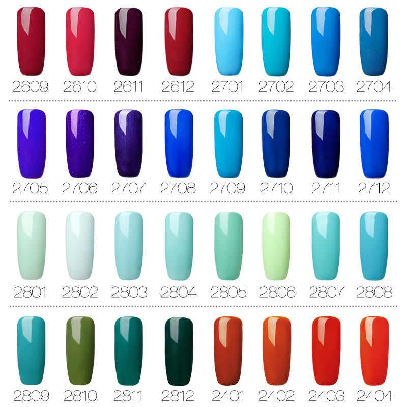 Rosalind Gel Esmalte De Uñas Para Manicura Set Uv Gel Para Uñas Esmalte De Color Híbrido Vernis Base Semipermanente Primer Esmalte Gellak