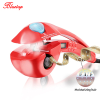 New Professional LCD Automatic Electric Hair Curler Women Hair Care Heating Hair Curling Iron With