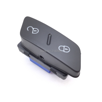 For VW CC Jetta Golf GTI MK5 Rabbit Tiguan Passat CC Sharan SEAT Albambra Driver Side Central Locking Switch Button 1K0962125B image