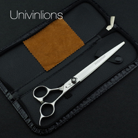 Univinlions 8 Inch Pet Shears Professinal 440C Pet Grooming Scissor With Box Calming Clipper Haircutting Grooming