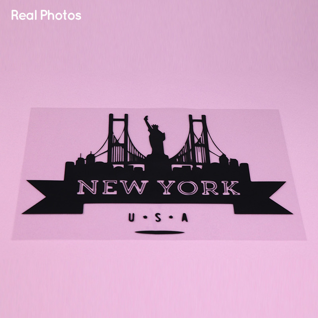 Victory Bridge Of New York Wall Sticker
