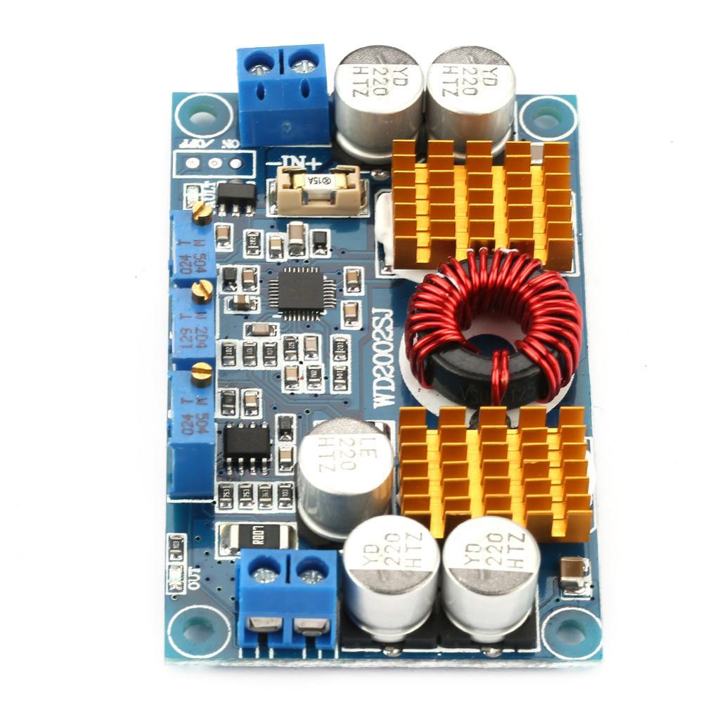 Image 2 - Regulador де voltaje LTC3780 DC преобразователь постоянного тока в постоянный ток 5 32V постоянного тока до 1 V 30 V 10A автоматическое шаг вверх вниз Регулятор зарядки Модуль хорошо защитой Функция-in Инверторы и конвертеры from Товары для дома on AliExpress