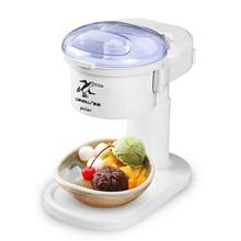220 В полностью автоматическая электрическая дробилка льда снежный конус бритва шлифовальная машина для домашнего и коммерческого использования