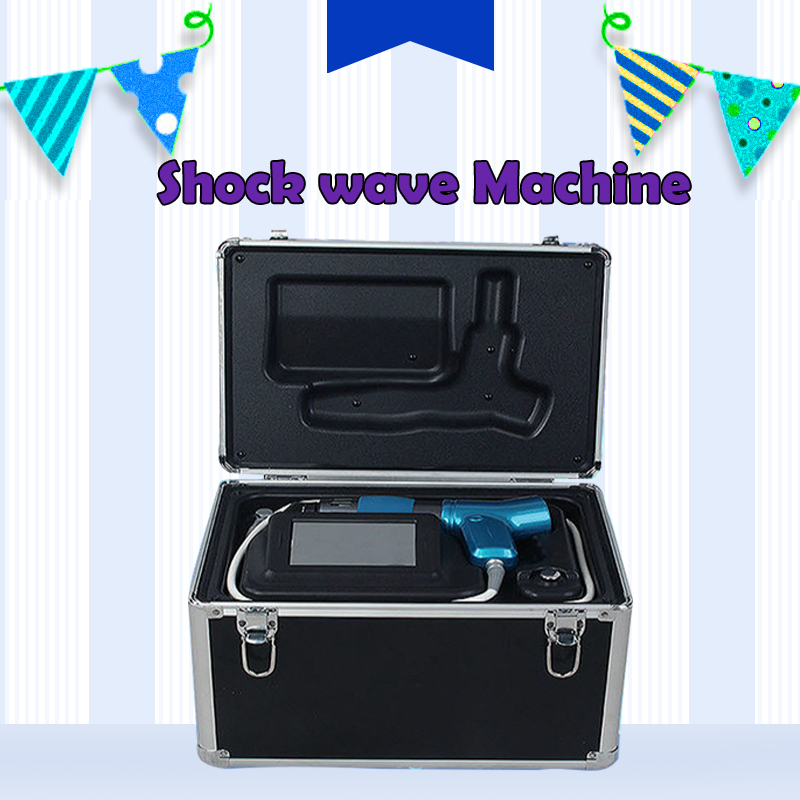 3 Bar 2,000,000 Shots Shockwave Therapy Shock Wave Machine Shock Wave For Joints Pain Relief ED Erectile Dysfunction Treat