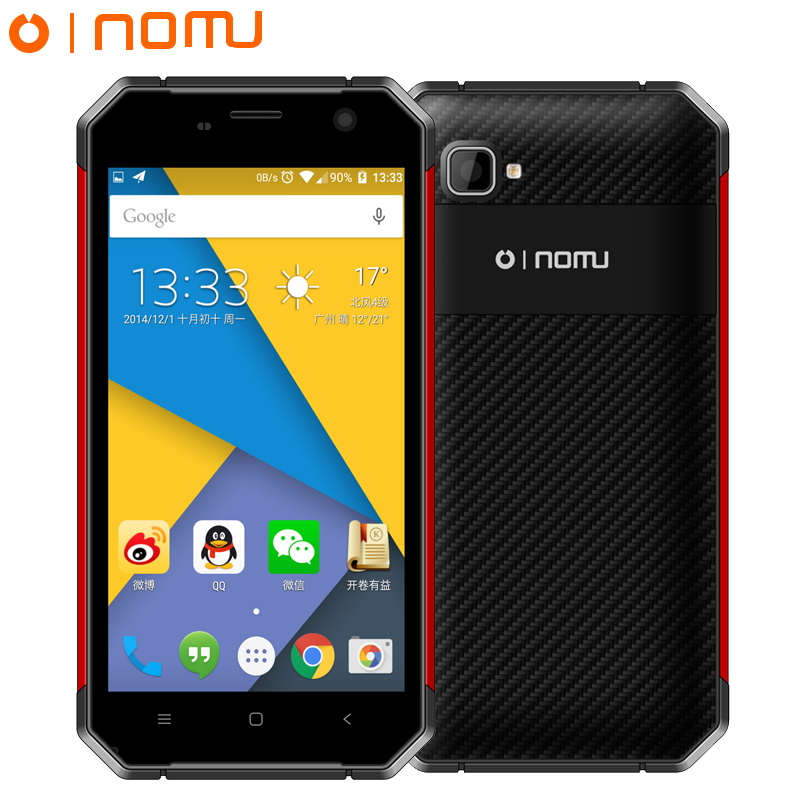 Oinom LMV19 CV1 Android 6 0 IP68 Octa Core 5 5 INCH Rugged Phone Waterproof 4G