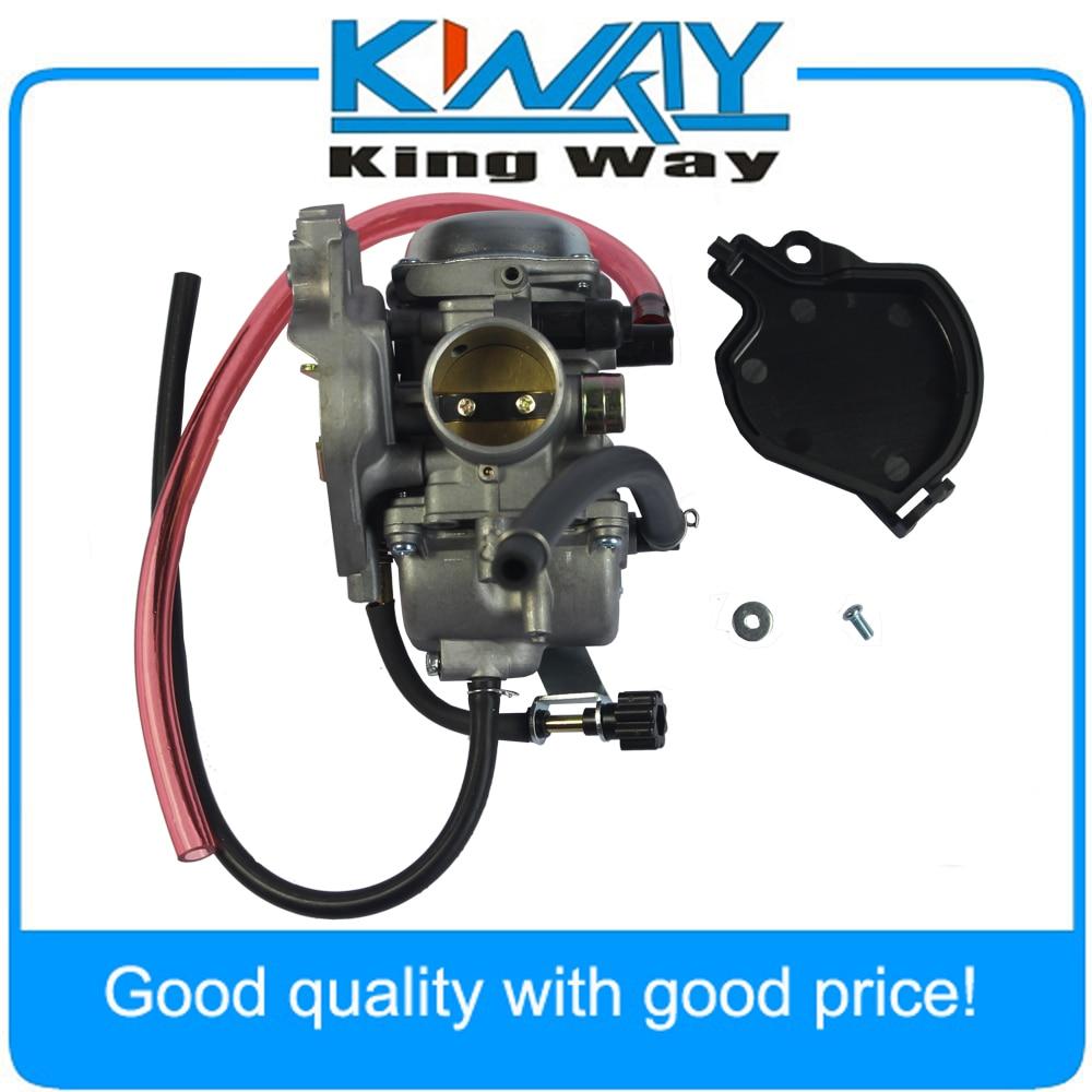 1 New Kawasaki KVF360 KVF 360 PRAIRIE ATV CARBURETOR SLIDE diaphragm