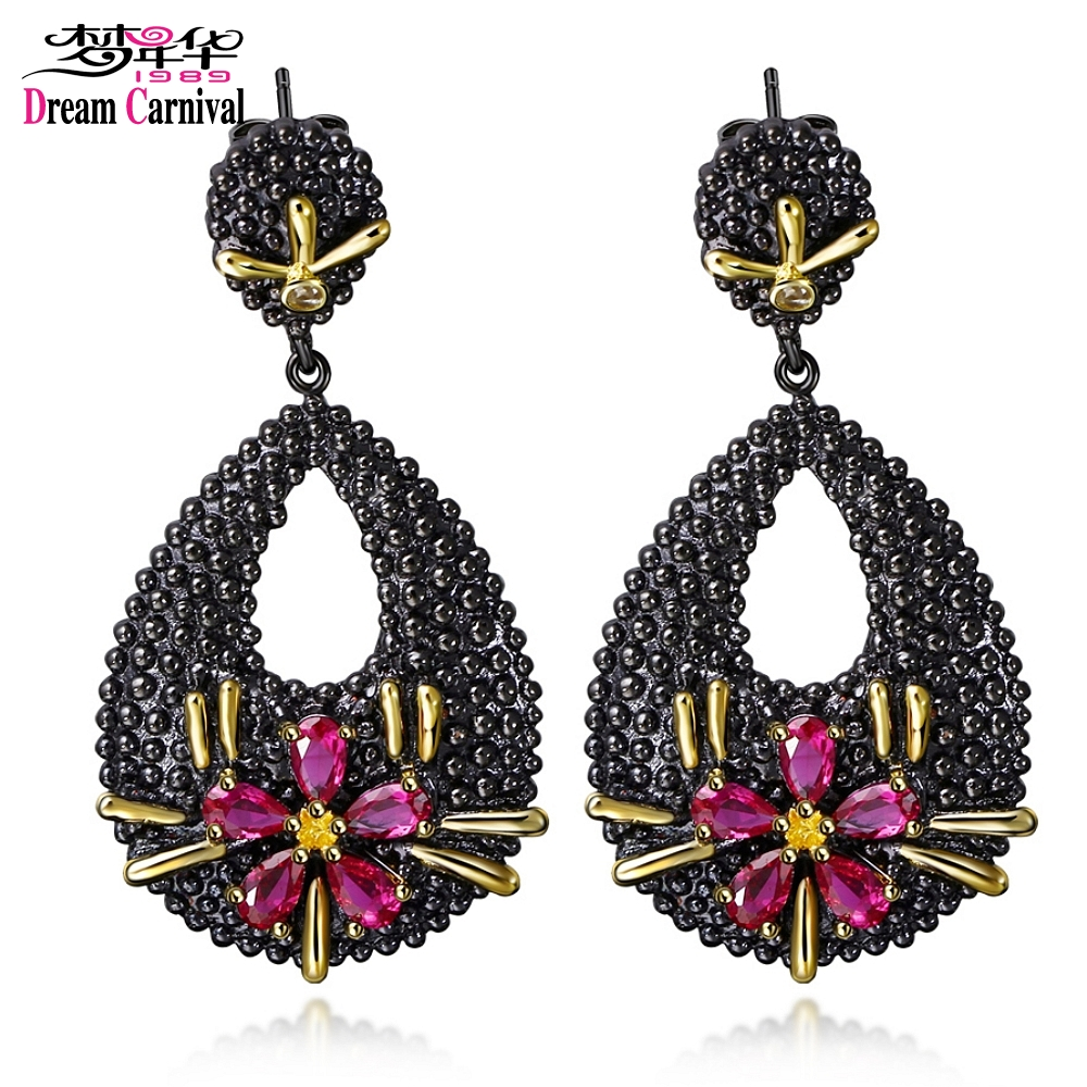 Großhandel fuchsia earrings Gallery - Billig kaufen fuchsia ...