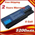 Bateria para acer aspire 5930 5935 6530 6930 6935 7230 7235 7330 7520 7530 series as07b31 as07b41 as07b51 as07b61