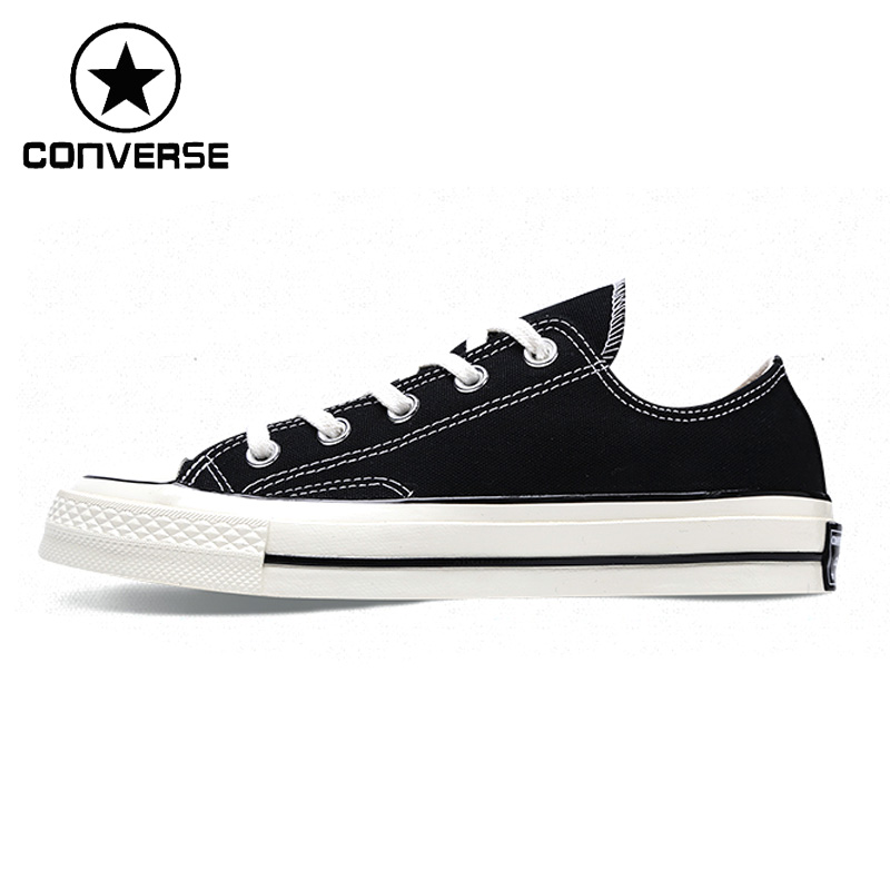 Original New Arrival 2018 Converse All Star 70 Unisex Skateboarding Shoes Canvas Sneakers original converse all star women sneakers flower color light popular summer canvas skateboarding shoes 552923c