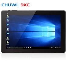 Original chuwi hi10 tableta de 10.1 pulgadas 4 gb ram 64g rom de windows 10 Android 5.1 Quad Core Cereza Trail Z8300 IPS HDMI Dual cámara