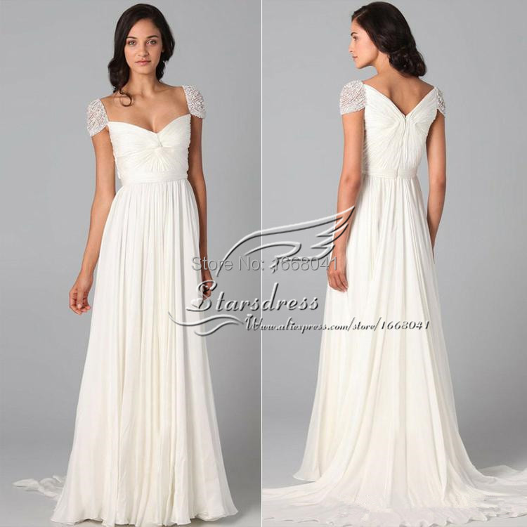 2016 cheap charming modern a line white ivory sweetheart for White short wedding dresses cheap
