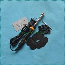 Заправка тонера инструменты 220 в 13 мм легкий Тонер порошок инструменты отверстие для HP, Brother картридж с Порошковым тонером отверстия маленького калибра комплект