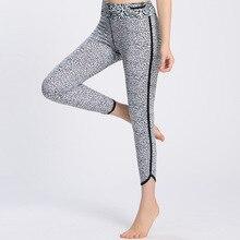 Women Yoga Pants Dry Fit Sport Pants Elastic Fitness Gym Pants Workout Running Tight Sport Leggings Female Trousers недорого