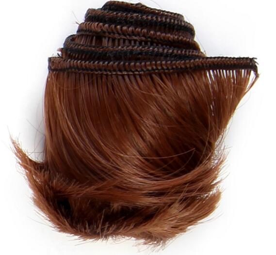 1piece-5cm-black-white-brown-color-straight-doll-hair-for-13-14-BJD-doll-diy-hair-1