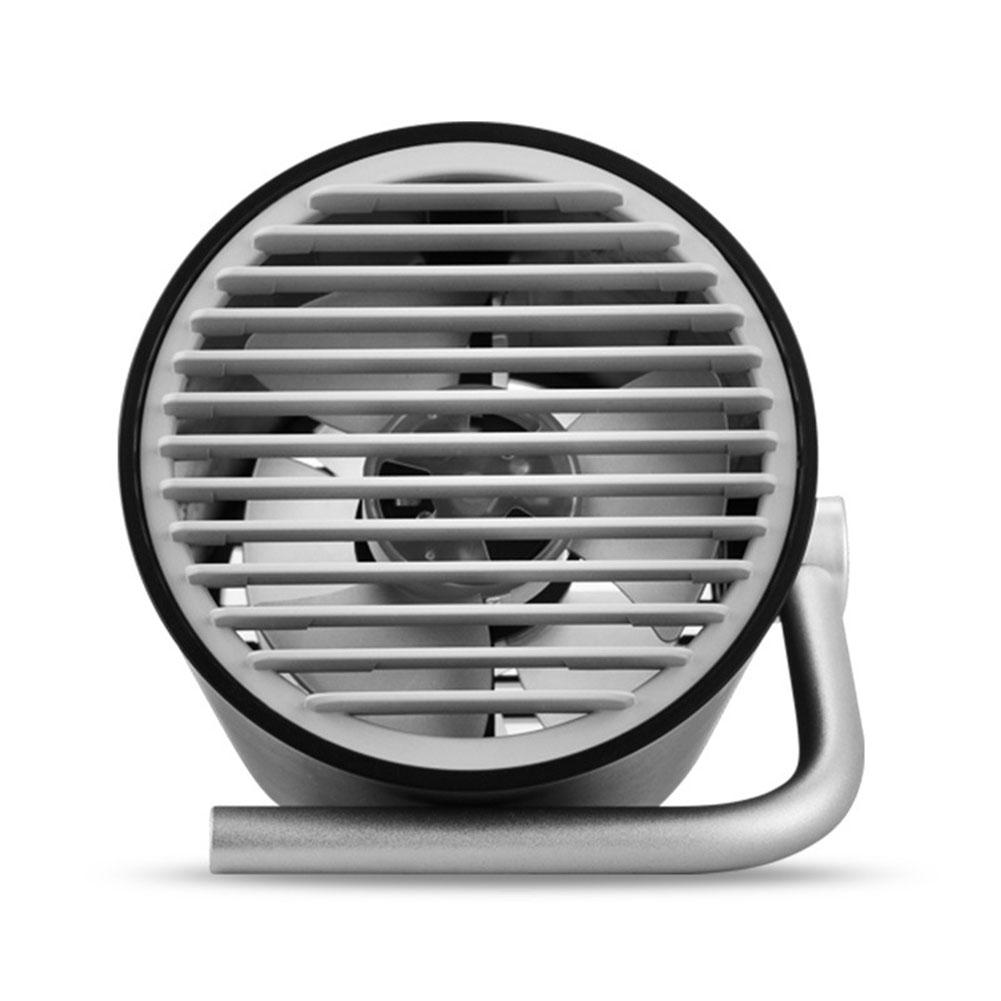 Adoolla Portable Mini USB Desk Fan Silent Home Office Desktop Fan with Fan Blades Blower adoolla 5v mini usb table desk fan usb powered portable fan cooling desktop air cooler