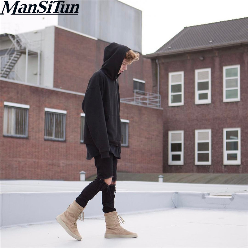 Man Si Tun Men Black Motorcycle Camouflage Jeans Kanye West Skinny Ripped Jeans Denim Pants Fashion Brand Swag Hole Biker Jeans