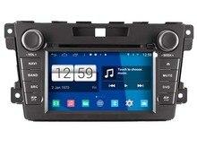 S160 Android Reproductores de audio para el coche para MAZDA CX-7 (2010-2011) coches reproductor de DVD GPS navegación unidad principal dispositivo BT WiFi 3G
