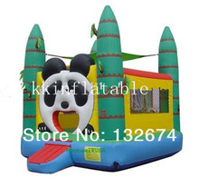 inflatable bouncy castle moonwalk pillow bouncer