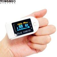 Chăm Sóc sức khỏe Finger Pulse Đo Oxy Ngón Tay Saturation Monitor Nhi Trẻ Sơ Sinh Blood Oxygen Kỹ Thuật Số Cầm Tay Bệnh Viện SPO2 BPM