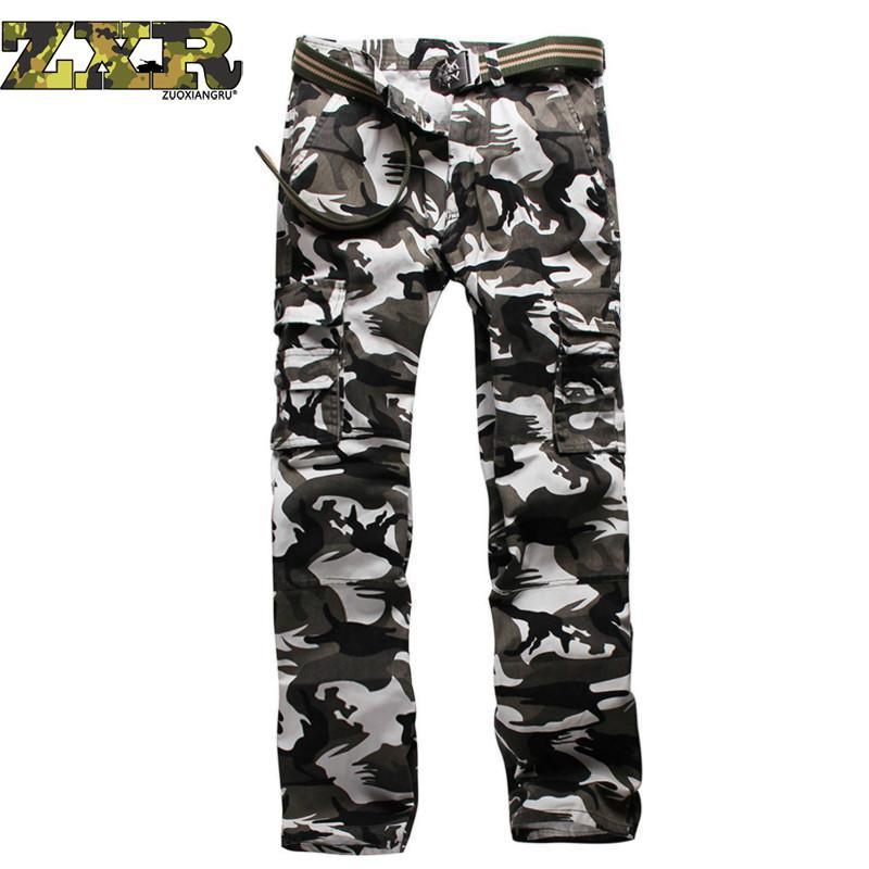 Tactique militaire randonnée Sport Camouflage pantalon hommes hiver armée imperméable chaud polaire Sport Camo chasse en plein air pantalon