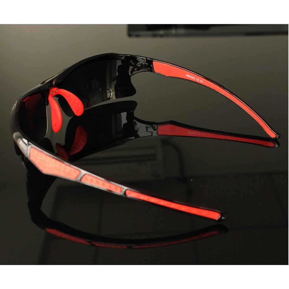 Syzet e çiklizmit profesional të polarizuar Biçikletë syze për - Çiklizmit - Foto 5