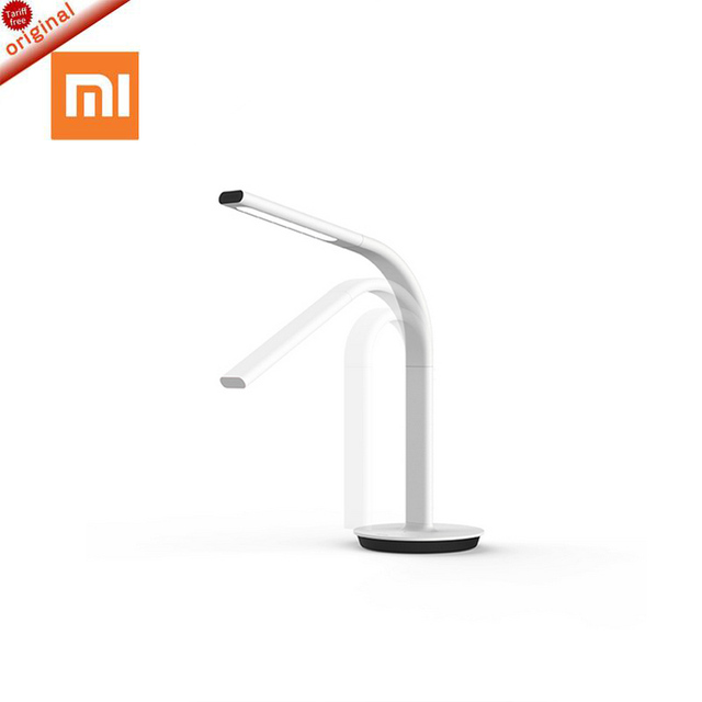 US $109 99 | xiaomi Mijia Lamp 2 Dual Light Source Eyecare App Control  Smart Table Lamps Desklight Smart Phone App Control xiaomi smart home-in  Smart