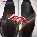 7A Brazilian Straight Hair 3 Bundle Deals Brizilian Virgin Hair Straight Ali Peal Straight Hair Brazilian Hair Weave Bundles