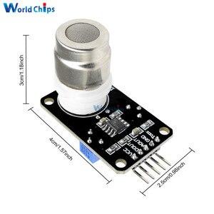 Image 5 - MG811 คาร์บอนไดออกไซด์CO2 Sensorโมดูลเครื่องตรวจจับสัญญาณอนาล็อก 0 2V