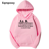 Stranger Things Printed Men S Hoodie Fashion Winter Autumn Men Women Cotton Hoodies Sweatshirts Tops Pullover