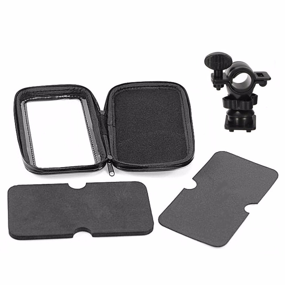 Mounts & Holder Sikeo Motorcycle Phone Holder Mobile Stand Support Universal Phone Gps Navigation Case Holder Waterproof Bag For Motorcycle Bike Interior Accessories