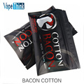 High Quality Cotton Bacon rda cotton For RDA RBA Atomizer Vaporizer Tank e cig DIY Electronic Cigarette Heat Wire Organic cotton