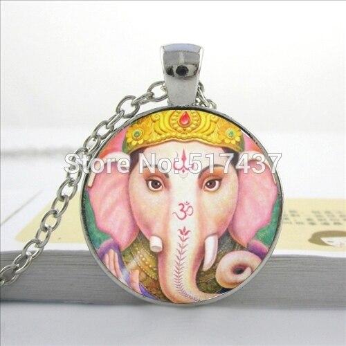 Aliexpress.com : Buy HZ A485 New Ganesha Statue Necklace