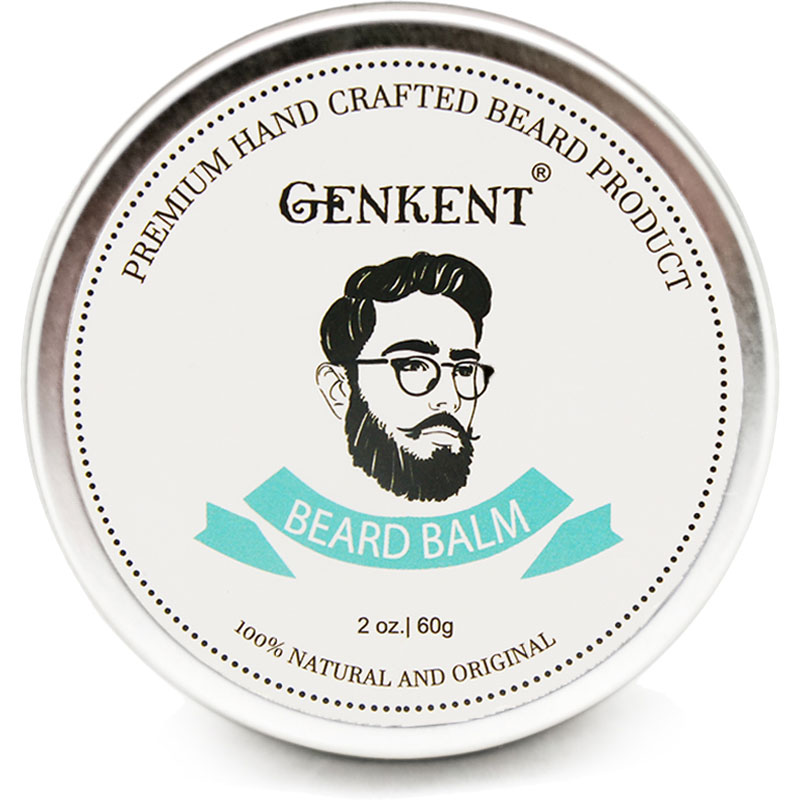 100% Wahr Cosprof 60g Natürliche Bart Balsam Schnurrbart Wachstum Produkt Creme Bart Öl Conditioner Bart Balsam Bart-styling Schnurrbart Wachs Bequemes GefüHl