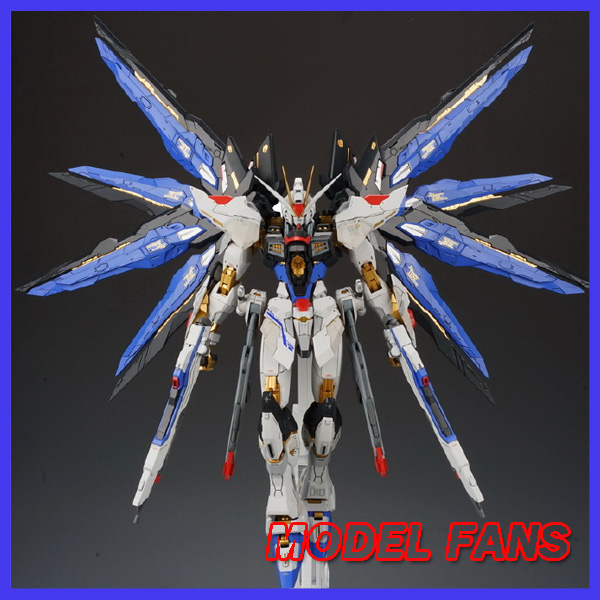 MODEL FANS INSTOCK DABAN GUNDAM SEED Destiny Model Assembly version Metal Build MB strike freedom GUNDAM toy action figure цены