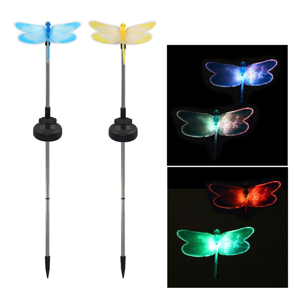 popular fiber optic garden lights buy cheap fiber optic garden lights. Black Bedroom Furniture Sets. Home Design Ideas