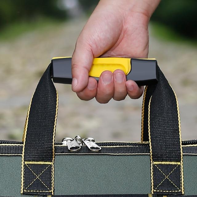 Multifunction Tool Bag Large Capacity Thicken Professional Repair Tools Bag 13/16/ 18/20  Messenger Toolkit Bag 1