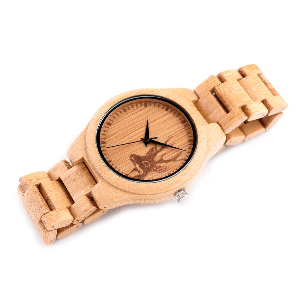 BOBO BIRD All Wood Bamboo Watches Top Brand Designer !