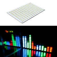 led music LED colorfule music spectrum display Electronic DIY training welding assembly parts (2)