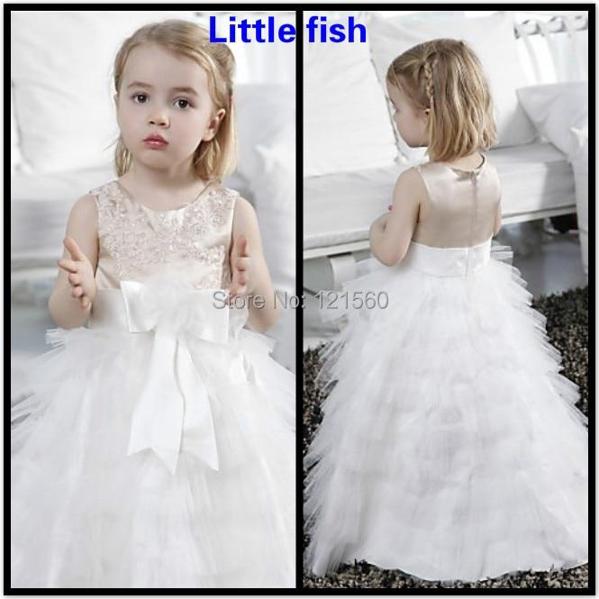Aliexpress.com : Buy Free shipping Flower girl dresses for ...