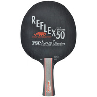 TSP Reflex 50 Award Offensive Table Tennis Blade (5 Ply OFF, Fast Attack) Racket Ping Pong Bat