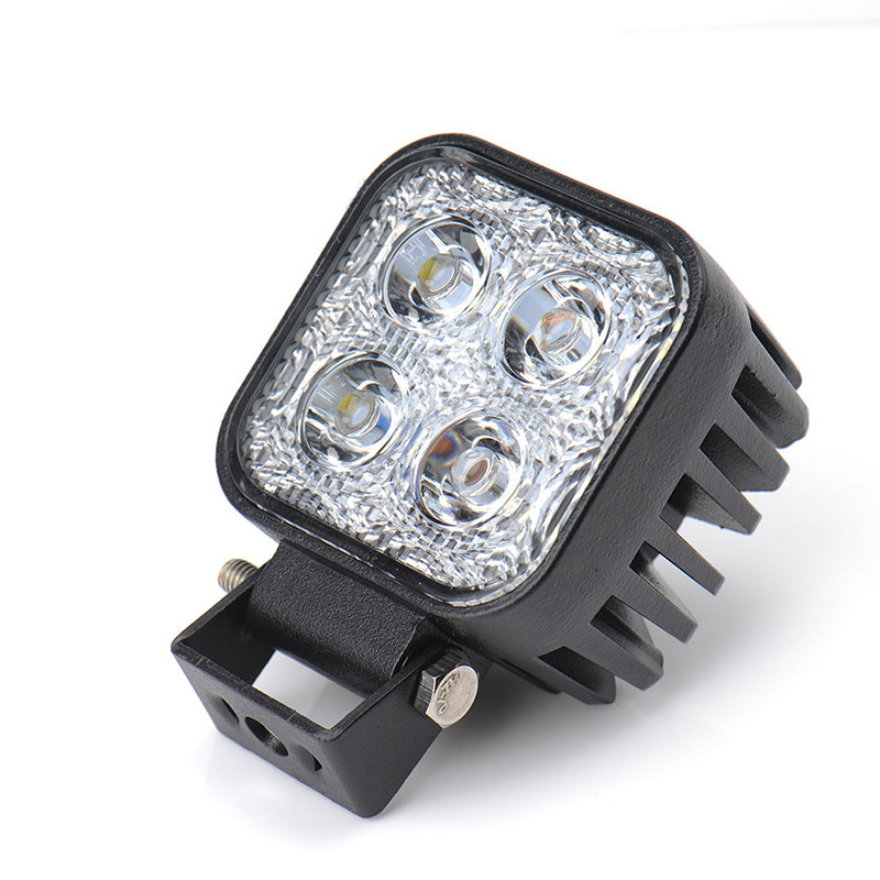 10Pcs/lot 12W <font><b>LED</b></font> <font><b>Car</b></font> Working <font><b>Light</b></font> Bar for Off Road Indicators Work Driving <font><b>Offroad</b></font> Boat Vehicle Truck SUV Motercycle image