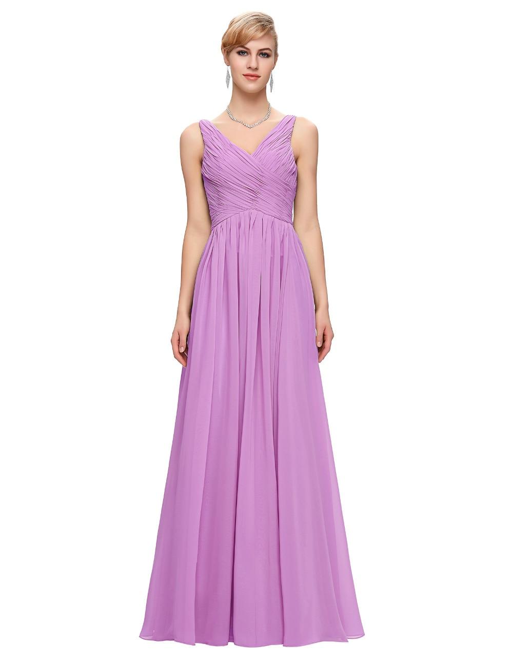 Fantástico Vestido De Fiesta Una Correa Púrpura Ideas Ornamento ...