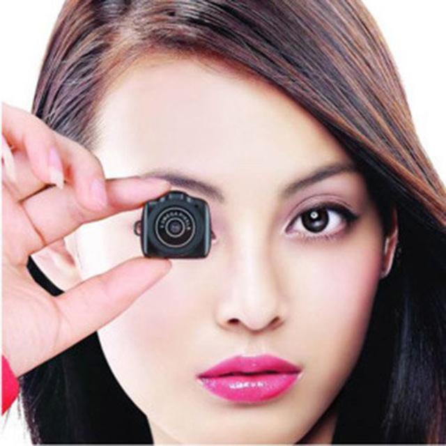 Portable Mini Smallest HD Video Camera