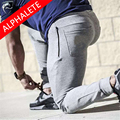 Alphalete 2016 New Mens Joggers Cargo Men Pants Sweatpants Slim Fit  Pants Men  Pants Men Pantalones Hombre