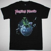 Summer T Shirt O Neck Short Sleeve Print Mens Praying Mantis S T 80 Nwobhm Budgie