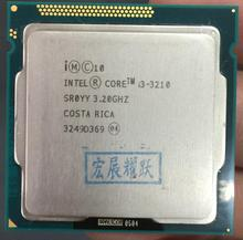 Intel Core i3-3210 i3 3210 Processor (3M Cache,3.2 GHz) LGA1155 Desktop CPU