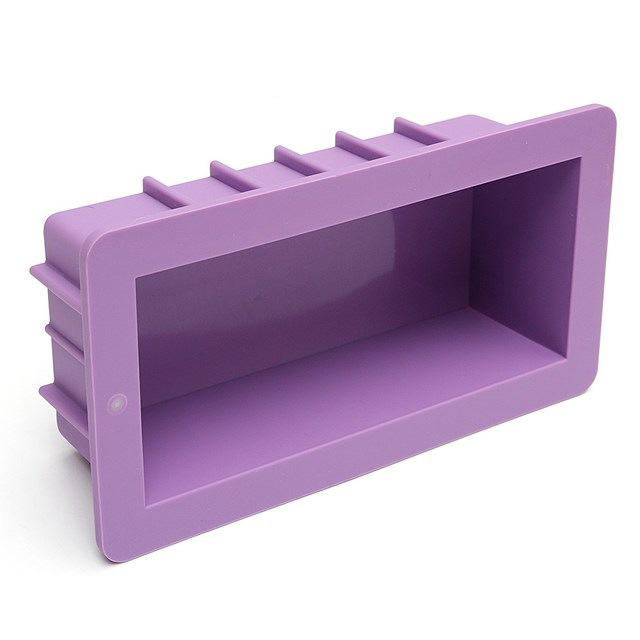 Purple Silicone Loaf and Cake Mold