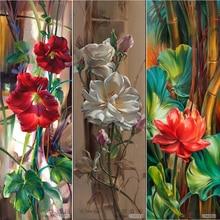 5D DIY Diamond Painting Flower Embroidery Cross Stitch Home Decoration zebra Needlework Full Mosaic
