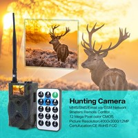 Wilde Jagd Digitalkamera Monitor Wasserdichte Erfassen Vedio Kamera Home Security Trail Kamera MMS GPRS GSM SMS