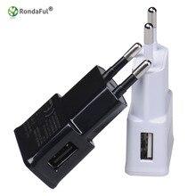 1 шт. 5 В 1A ЕС Plug Путешествия стены USB Зарядное устройство адаптер для Samsung Galaxy S6 S5 note4/Iphone 6 s 6 5S 5 HTC Sony мобильного телефона Зарядное устройство